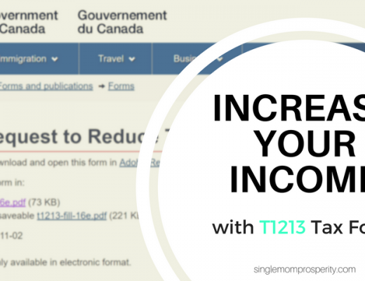 Increase your income with T1213
